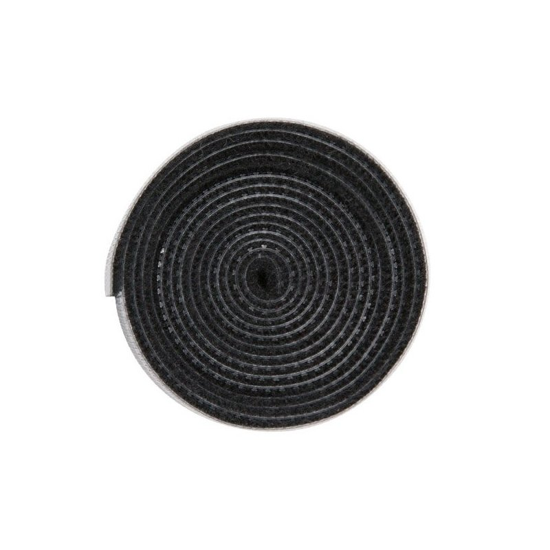 Organizator cabluri / Velcro Baseus Rainbow Circle 100cm -ACMGT-E01- Black