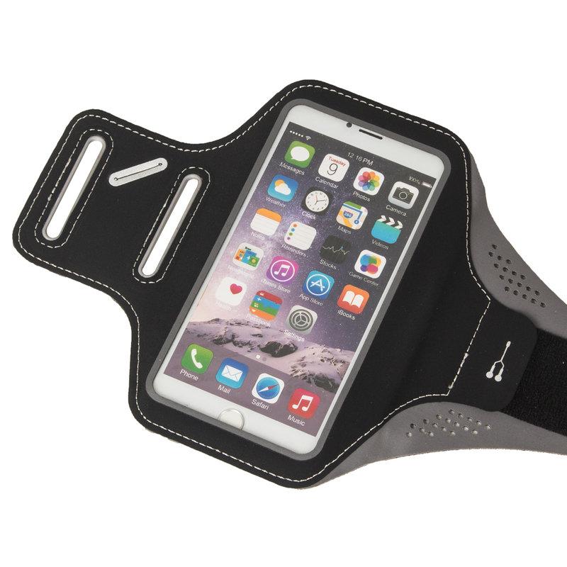 Husa Brat Running armband 4-5.5 inch - Negru