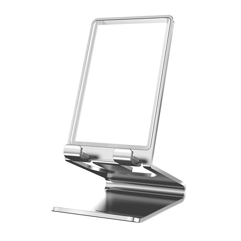 Suport Birou Baseus Suspension Glass -SUGENT-XF0S- Sliver