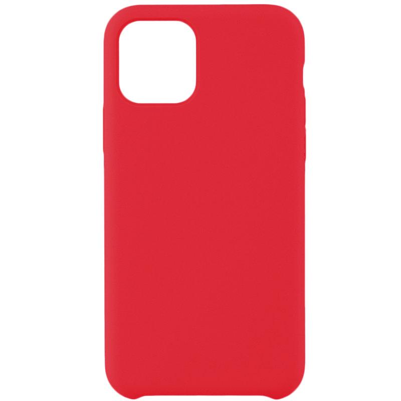 Husa iPhone 11 Pro Max Silicon Soft Touch - Rosu