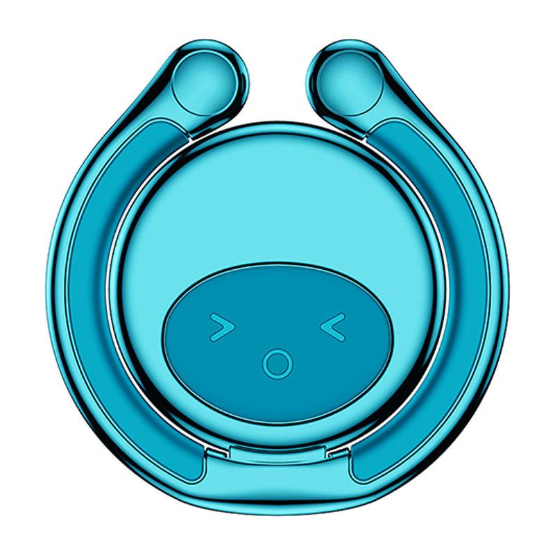 Suport telefon Inel iRing Baseus Elf Ring Bracket -SUYAO-03- Blue