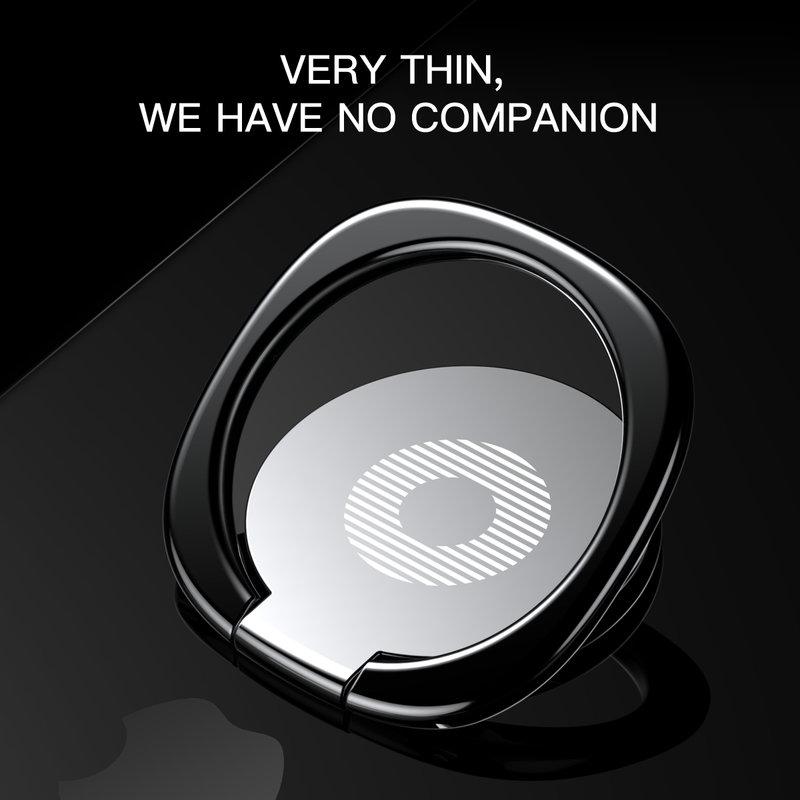 Suport Pentru Telefon/Tableta Auto iRing Baseus Privity Air Outlet - SUMQ-OS - Silver