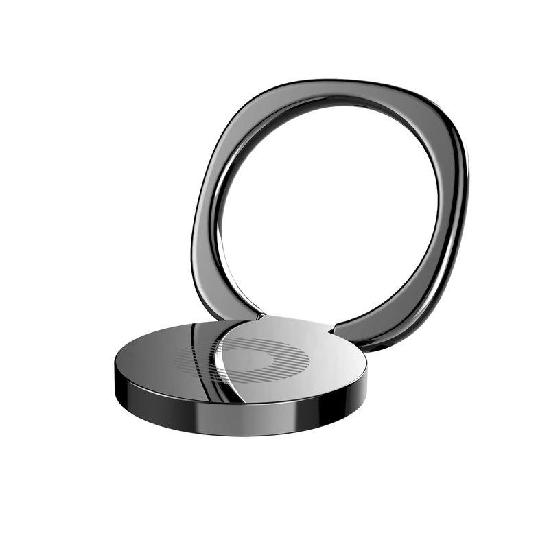 Suport Pentru Telefon/Tableta Auto iRing Baseus Privity Air Outlet - SUMQ-01 - Black