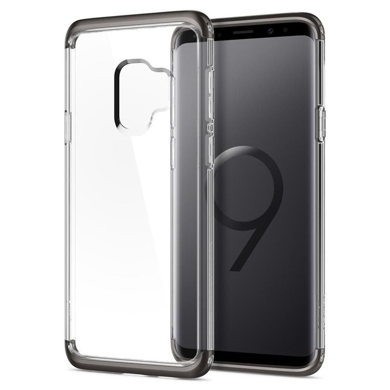 Bumper Spigen Samsung Galaxy S9 Neo Hybrid NC - Gunmetal
