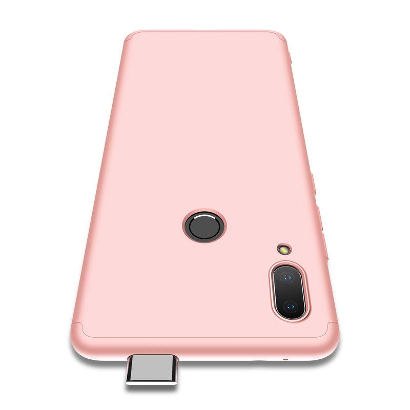 Husa Huawei P Smart Z GKK 360 Full Cover Roz