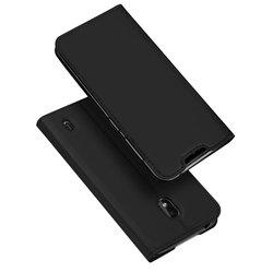 Husa Nokia 2.2 Dux Ducis Flip Stand Book - Negru