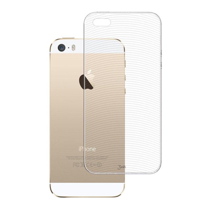 Husa Pentru iPhone 5 / 5s / SE 3MK Armor Case - Clear