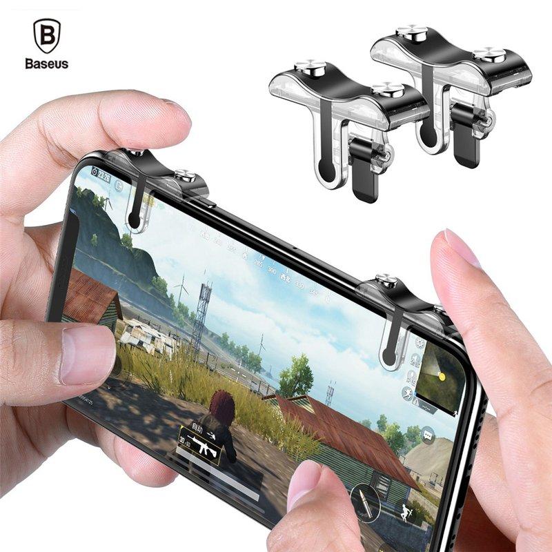 Add-On pentru telefon Baseus G9 Air Triggers - SUCJG9-01 - Negru
