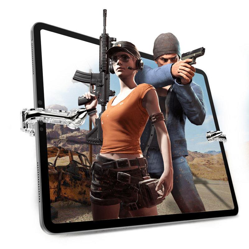 Butoane Gaming Tableta Rock Shooting Game Controller - RPH0889 - Transparent