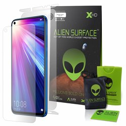 Folie 360° Huawei Honor V20 Alien Surface XHD, Ecran, Spate, Laterale - Clear