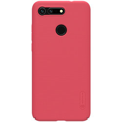 Husa Huawei Honor V20 Nillkin Frosted Red