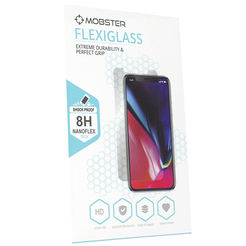 Folie Protectie Ecran FlexiGlass Samsung Galaxy A8 2018 A530 - Rezistenta 8H