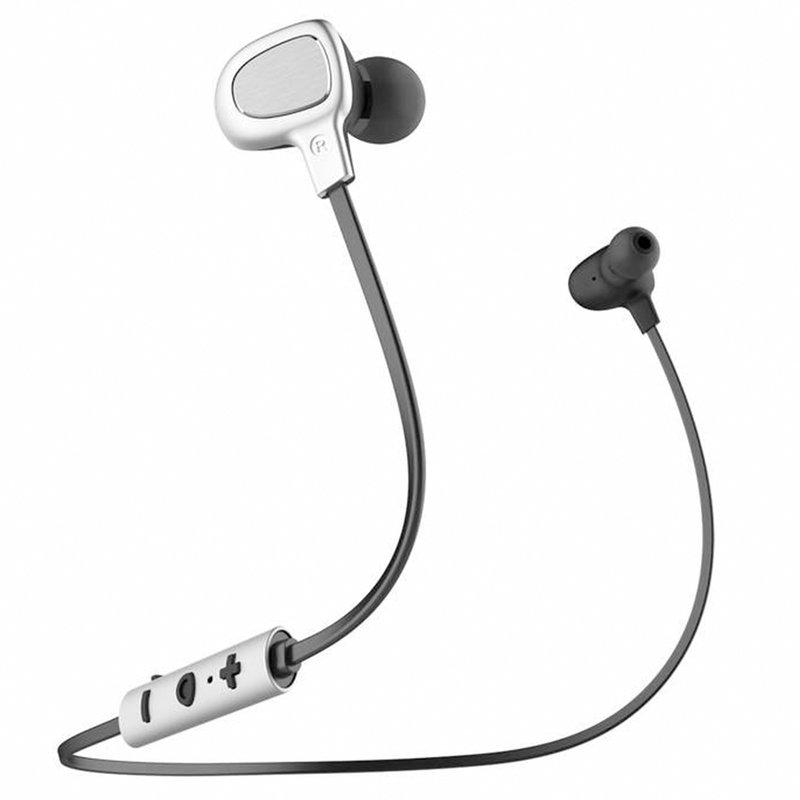 Casti In-Ear Wireless Baseus Earphone Bluetooth Encok B15 Seal - NGB15-0S - Silver/Black