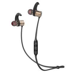Casti In-Ear Bluetooth Cu Microfon Awei AK1 - Gold