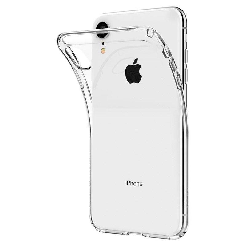 Bumper iPhone 11 Spigen Liquid Crystal - Clear