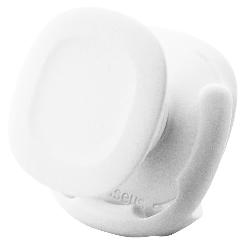 Suport Pentru Telefon/Tableta Auto iRing Baseus Interesting Airbag - SUMQN-02 - White