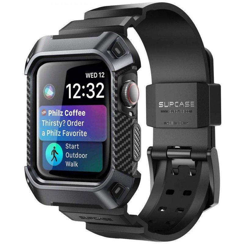 Bumper Supcase Unicorn Beetle Pro Apple Watch 1, 42mm - 53550 - Black