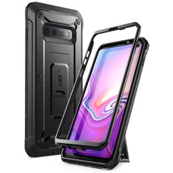 Husa Telefon Samsung Galaxy S10 Supcase Unicorn Beetle Pro - Black