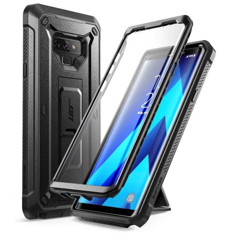 Husa Telefon Samsung Galaxy Note 9 Supcase Unicorn Beetle Pro - Black