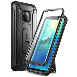Husa Telefon Huawei Mate 20 Pro Supcase Unicorn Beetle Pro - Black