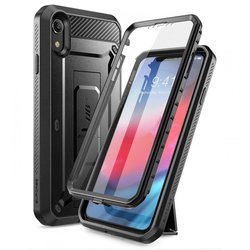 Husa Telefon iPhone XR Supcase Unicorn Beetle Pro - Black