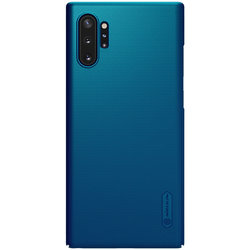 Husa Samsung Galaxy Note 10 Plus Nillkin Frosted Blue