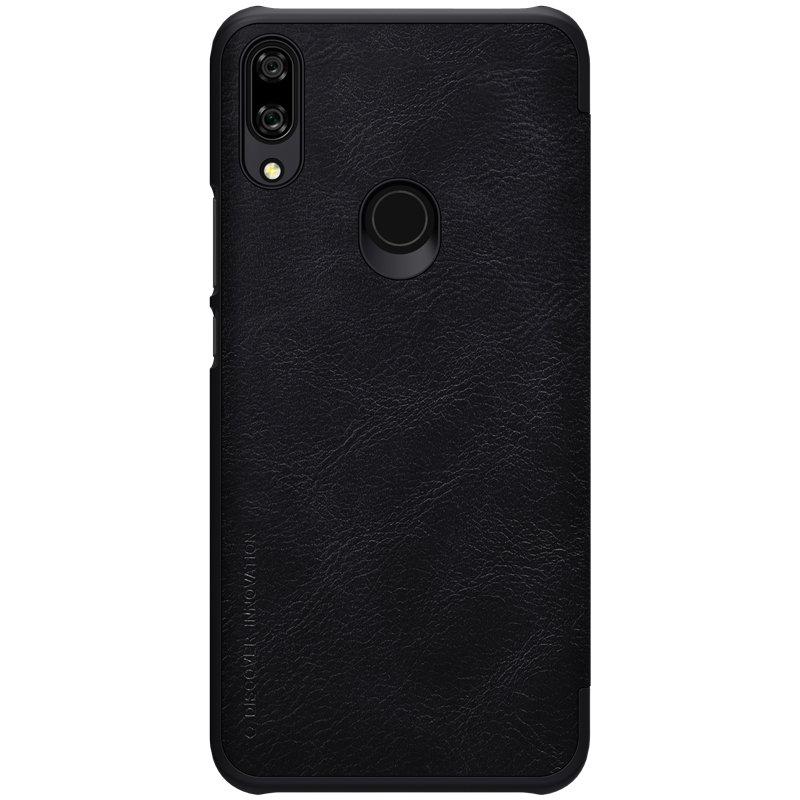 Husa Huawei P Smart Z Flip Nillkin QIN Negru