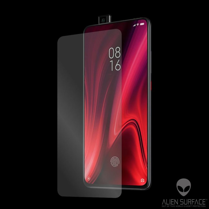 Folie Regenerabila Xiaomi Mi 9T Pro Alien Surface XHD, Full Face - Clear