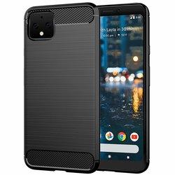 Husa Google Pixel 4 XL TPU Carbon Negru
