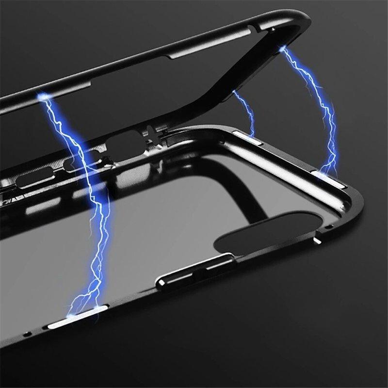 Husa OnePlus 7 Wozinsky Magnetic Case - Clear