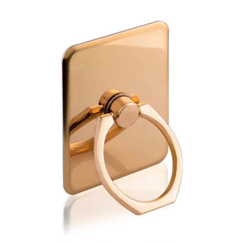 Suport Telefon/Tableta iRing 2 Stand Metal - 7426790582831 - Gold