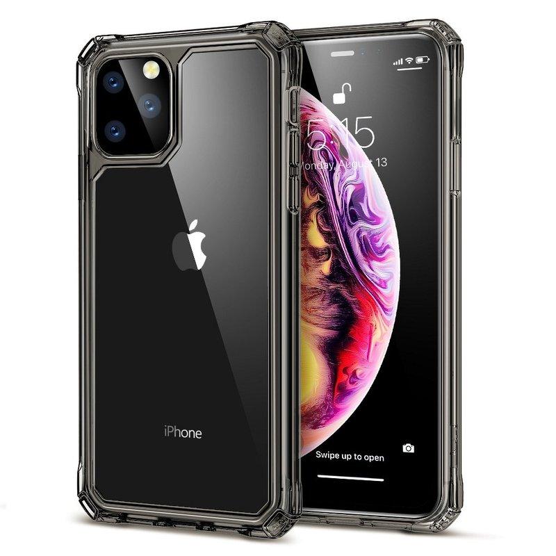 Husa iPhone 11 Pro Max ESR Air Armor - Black/Clear