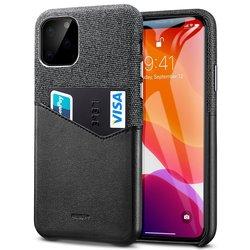 Husa iPhone 11 Pro Max ESR Metro Wallet - Negru