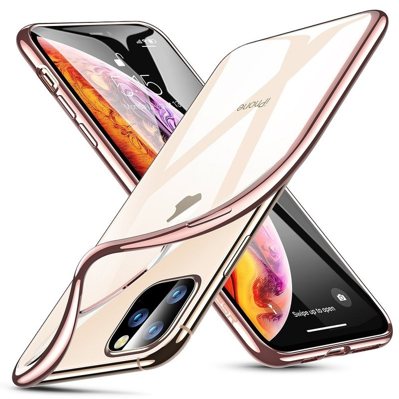 Husa iPhone 11 ESR Essential Crown - Rose Gold