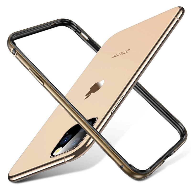 Bumper iPhone 11 Pro Max ESR Edge Guard - Gold