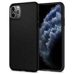 Husa Telefon iPhone 11 Pro Spigen Liquid Air - 077CS27232 - Matte Black