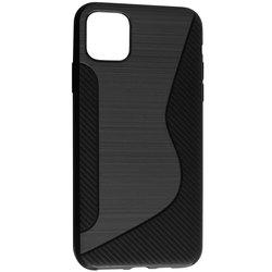 Husa iPhone 11 Pro Max Mobster S-Line Legacy - Negru