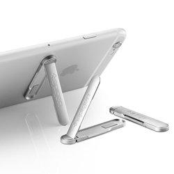 Kickstand Pentru Telefon Spigen U100 Universal Metal - 000EM20634 - Silver