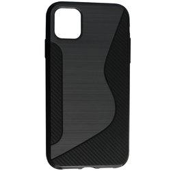 Husa iPhone 11 Mobster S-Line Legacy - Negru