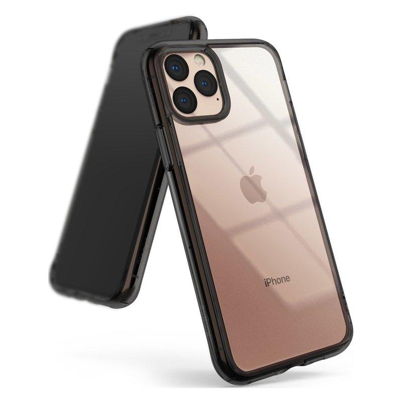 Husa iPhone 11 Pro Max Ringke Fusion - Smoke Black