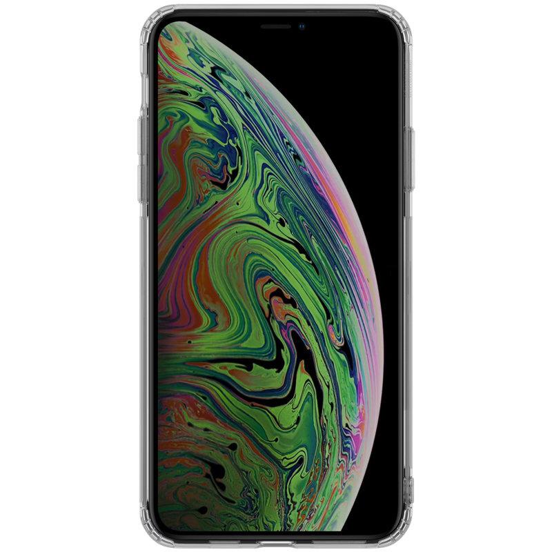 Husa iPhone 11 Pro Max Nillkin Nature UltraSlim Transparent