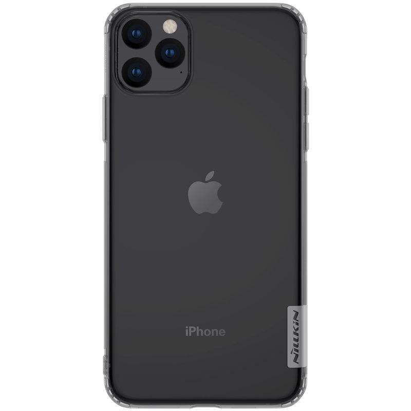 Husa iPhone 11 Pro Nillkin Nature UltraSlim Transparent