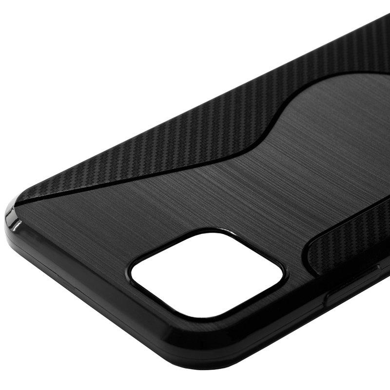 Husa iPhone 11 Pro Mobster S-Line Legacy - Negru