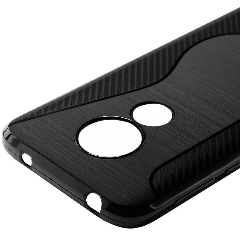 Husa Motorola Moto G7 Power Mobster S-Line Legacy - Negru