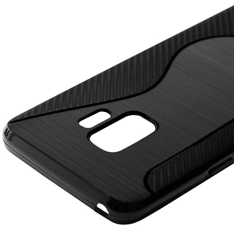 Husa Samsung Galaxy S9 Mobster S-Line Legacy - Negru