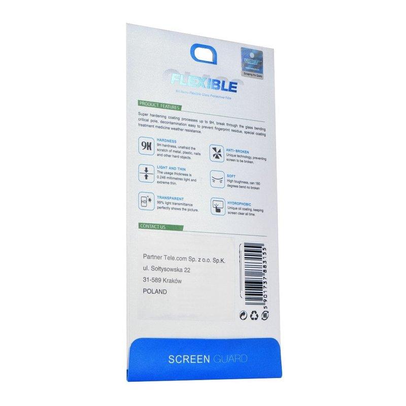 Folie Protectie Ecran Xiaomi Redmi Note 8 Nano Flex 9H