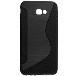 Husa Samsung Galaxy J4 Plus Mobster S-Line Legacy - Negru