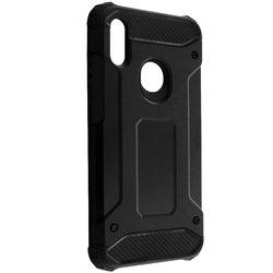 Husa Xiaomi Redmi Note 7 Mobster Hybrid Armor - Negru