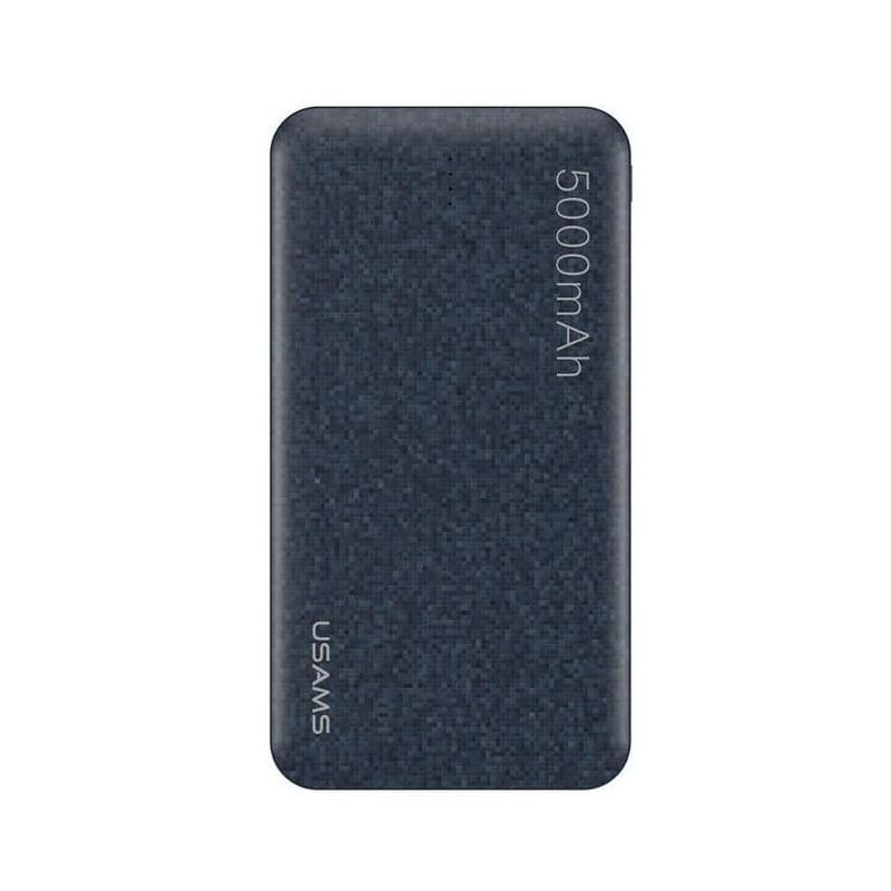 Baterie Externa USAMS Mosaic Slim Power Bank 5000mAh - US-CD20 - Blue