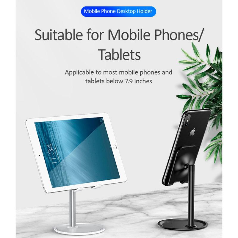 Suport Birou USAMS Mobile Phone Desktop Holder - US-ZJ048 - Black